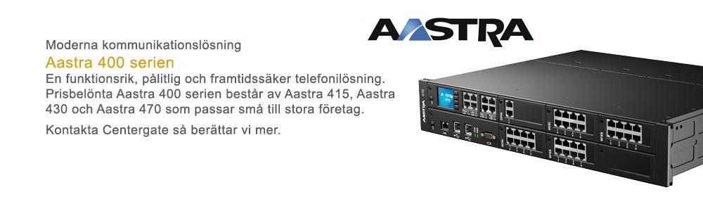 Aastra 400 - Moderna kommunikationslösningar